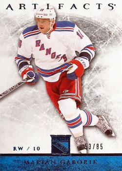 MARIAN GABORIK Memorabilia Hockey Card