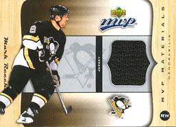 MARK RECCHI Memorabilia Hockey Card