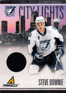 STEVE DOWNIE Memorabilia Hockey Card