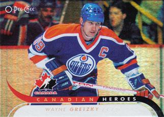 WAYNE GRETZKY Memorabilia Hockey Card